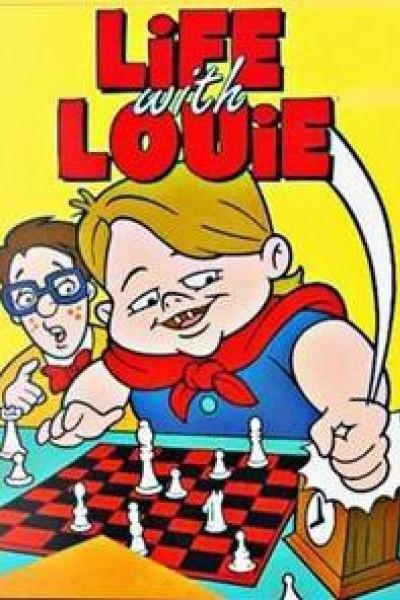 Caratula, cartel, poster o portada de Viviendo con Louie