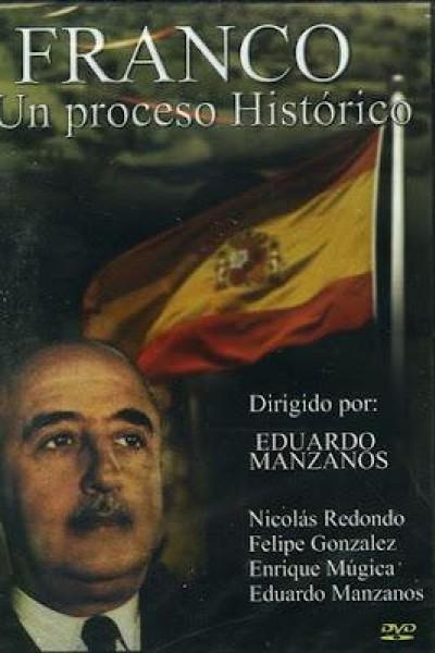 Caratula, cartel, poster o portada de Franco, un proceso histórico