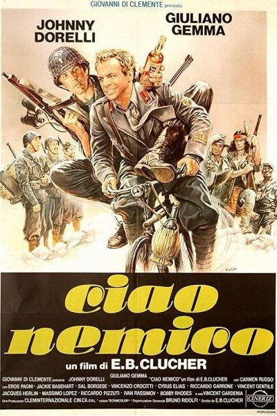 Caratula, cartel, poster o portada de Vaya guerra