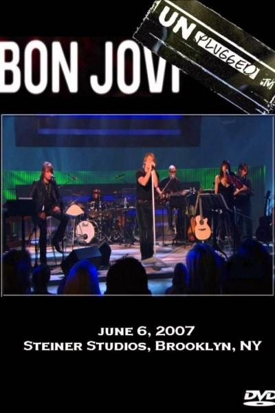 Caratula, cartel, poster o portada de Unplugged: Bon Jovi