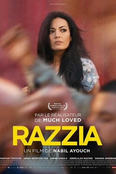 Caratula, cartel, poster o portada de Razzia