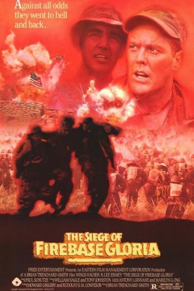 Caratula, cartel, poster o portada de Asalto final a Firebase Gloria