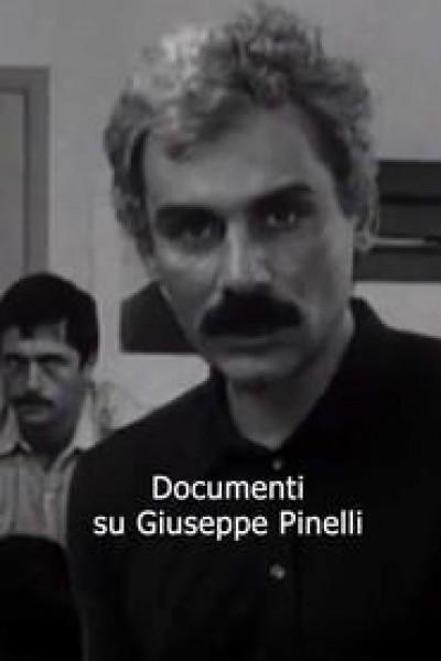 Caratula, cartel, poster o portada de Ipotesi sulla morte di Pinelli