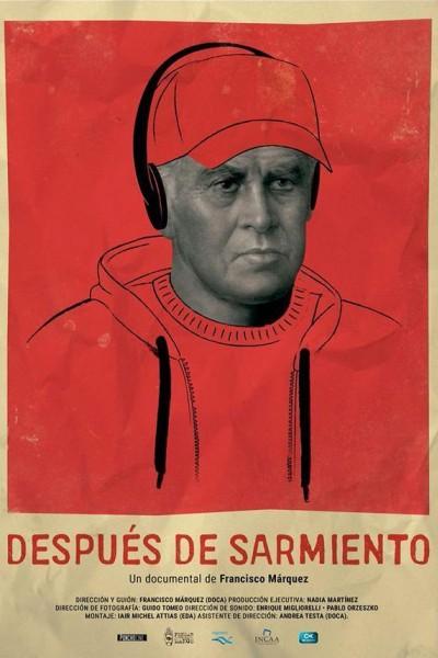 Caratula, cartel, poster o portada de Después de Sarmiento