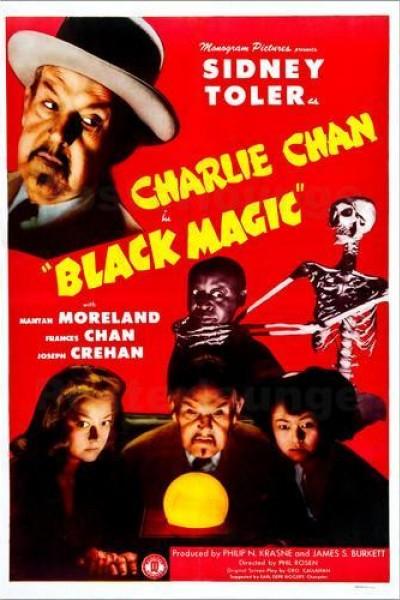 Caratula, cartel, poster o portada de La magia negra