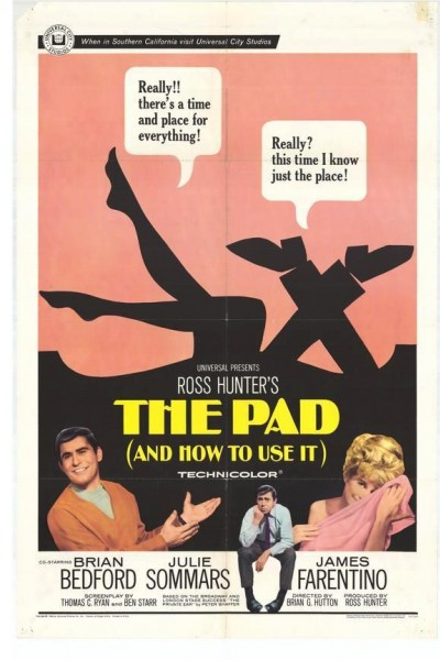 Caratula, cartel, poster o portada de The Pad and How to Use It