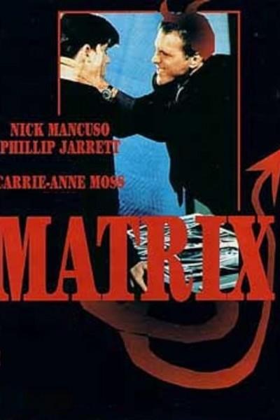 Caratula, cartel, poster o portada de Matrix