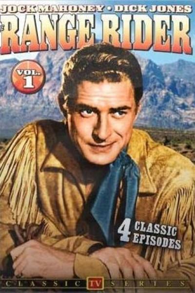 Caratula, cartel, poster o portada de The Range Rider
