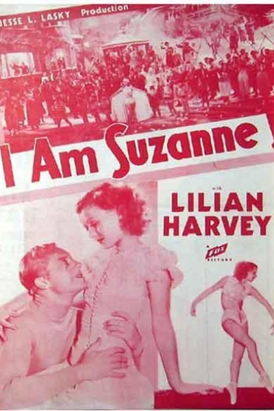 Caratula, cartel, poster o portada de Yo soy Susana