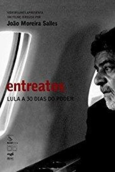 Caratula, cartel, poster o portada de Entreatos