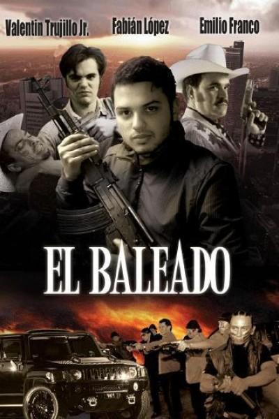 Caratula, cartel, poster o portada de El baleado