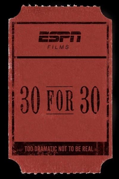 Caratula, cartel, poster o portada de 30 for 30