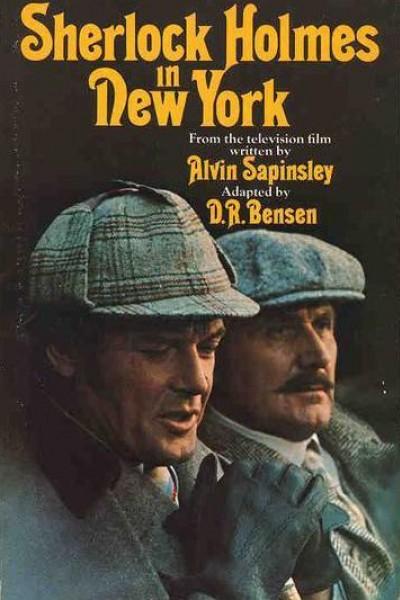 Caratula, cartel, poster o portada de Sherlock Holmes en Nueva York