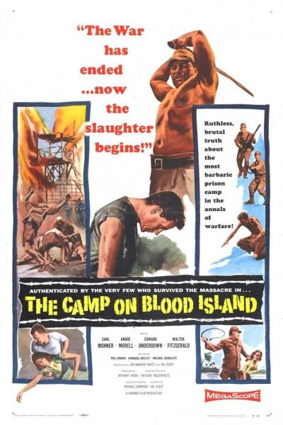 Caratula, cartel, poster o portada de The Camp on Blood Island