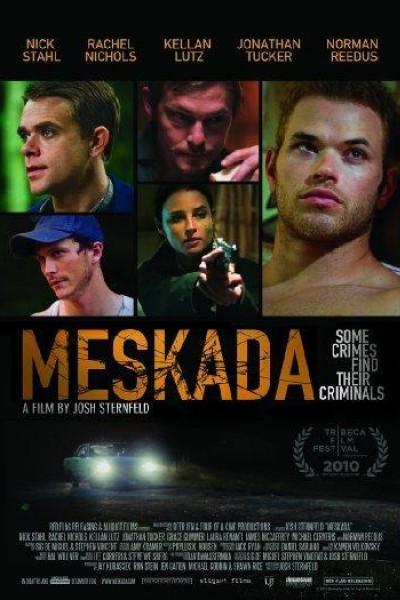 Caratula, cartel, poster o portada de Meskada