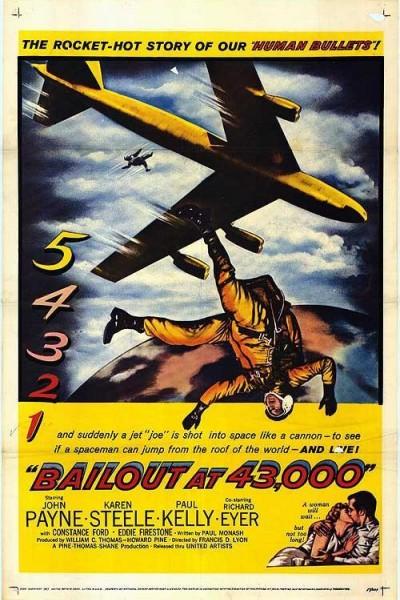Caratula, cartel, poster o portada de Bailout at 43,000