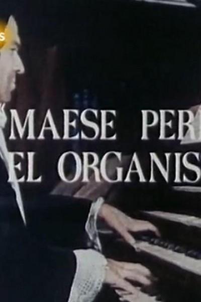 Caratula, cartel, poster o portada de Maese Pérez, el organista