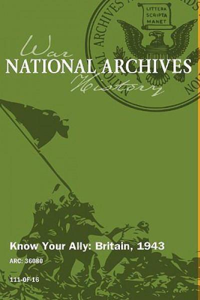 Caratula, cartel, poster o portada de Know Your Ally: Britain