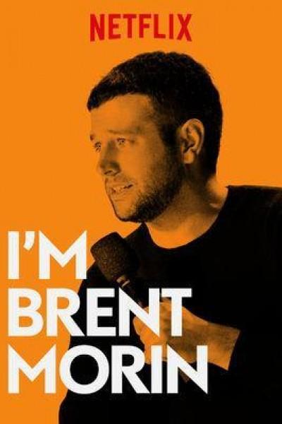 Caratula, cartel, poster o portada de I\'m Brent Morin