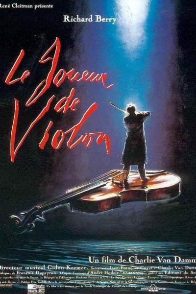 Caratula, cartel, poster o portada de El violinista