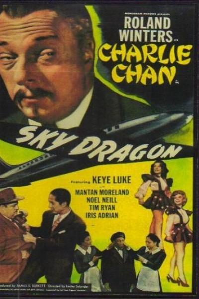 Caratula, cartel, poster o portada de The Sky Dragon