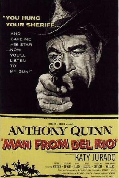 Caratula, cartel, poster o portada de Un revólver solitario