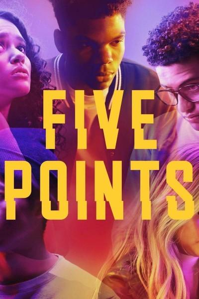 Caratula, cartel, poster o portada de Five Points