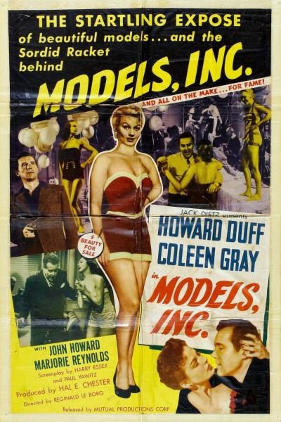 Caratula, cartel, poster o portada de Models Inc.