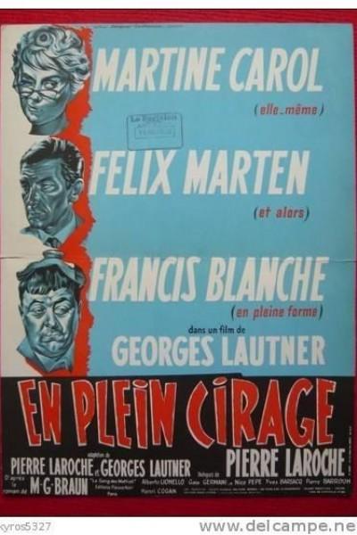 Caratula, cartel, poster o portada de En plein cirage