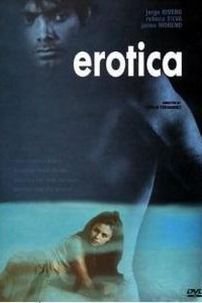 Caratula, cartel, poster o portada de Erótica