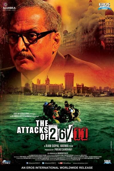 Caratula, cartel, poster o portada de The Attacks of 26/11
