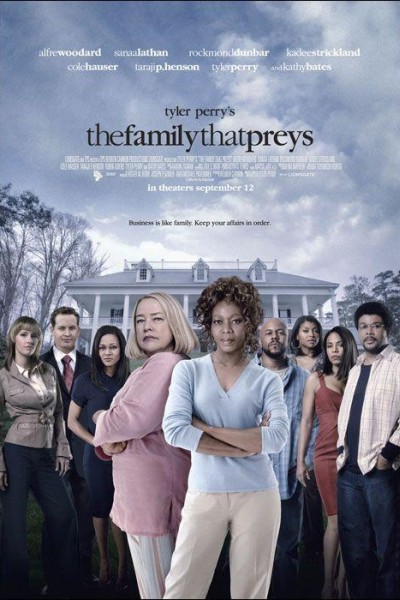 Caratula, cartel, poster o portada de The Family That Preys