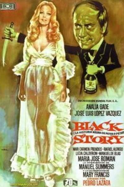 Caratula, cartel, poster o portada de Black story (La historia negra de Peter P. Peter)