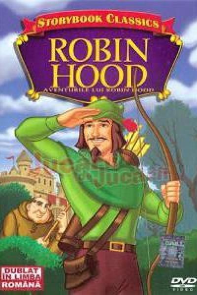 Caratula, cartel, poster o portada de Las nuevas aventuras de Robin Hood