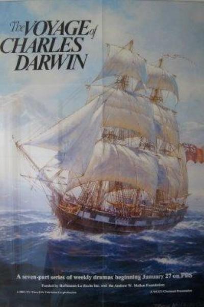 Caratula, cartel, poster o portada de Los viajes de Charles Darwin
