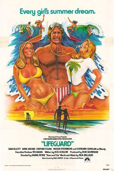 Caratula, cartel, poster o portada de Lifeguard