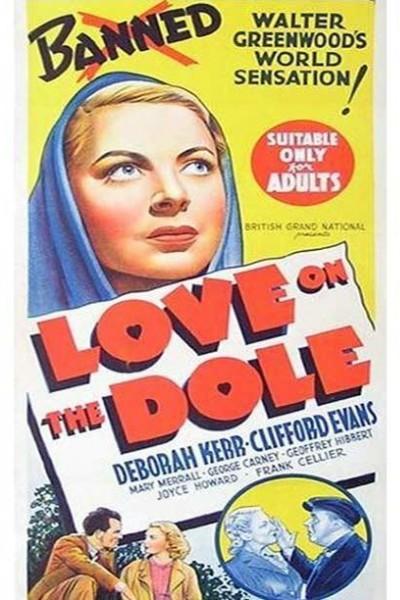 Caratula, cartel, poster o portada de Love on the Dole