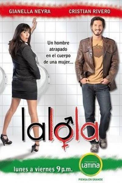 Caratula, cartel, poster o portada de Lalola