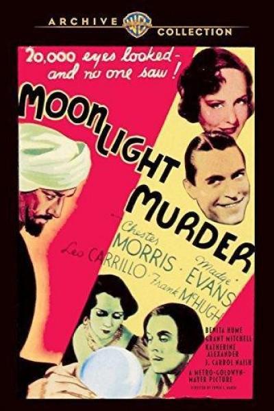 Caratula, cartel, poster o portada de Moonlight Murder