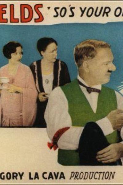Caratula, cartel, poster o portada de So\'s Your Old Man