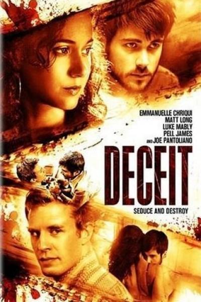 Caratula, cartel, poster o portada de Deceit
