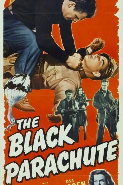 Caratula, cartel, poster o portada de The Black Parachute