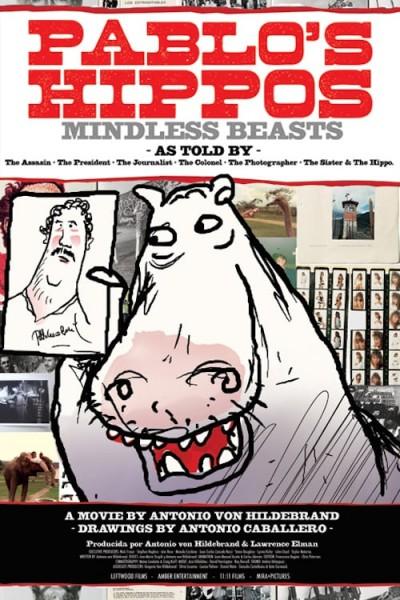 Caratula, cartel, poster o portada de Pablo\'s Hippos