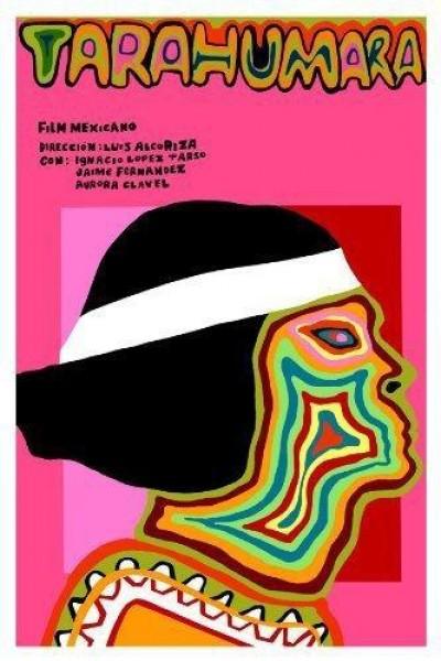 Caratula, cartel, poster o portada de Tarahumara (Cada vez más lejos)