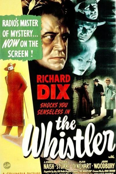 Caratula, cartel, poster o portada de The Whistler
