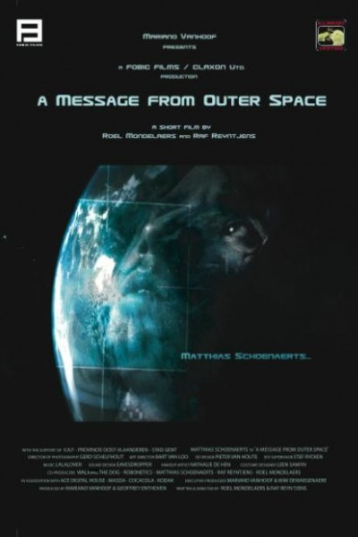 Caratula, cartel, poster o portada de A Message from Outer Space
