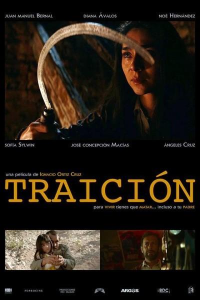 Caratula, cartel, poster o portada de Traición