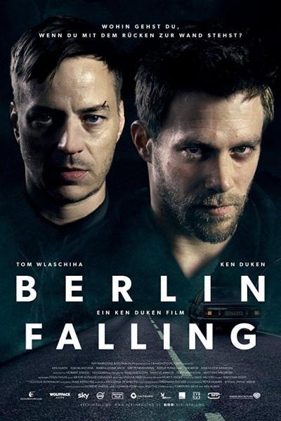 Caratula, cartel, poster o portada de Berlin Falling
