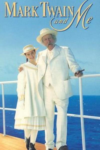 Caratula, cartel, poster o portada de Mark Twain y yo