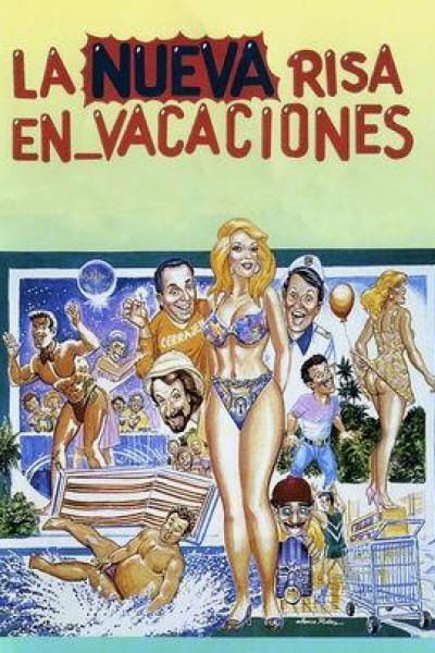 Caratula, cartel, poster o portada de La risa en vacaciones 6